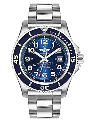 Breitling Authorize Men's Superocean II 44 A17392D8/C910-162A Automatic Swiss Watch [product _type] Xiao Yang - Ultra Pickleball - The Pickleball Paddle MegaStore