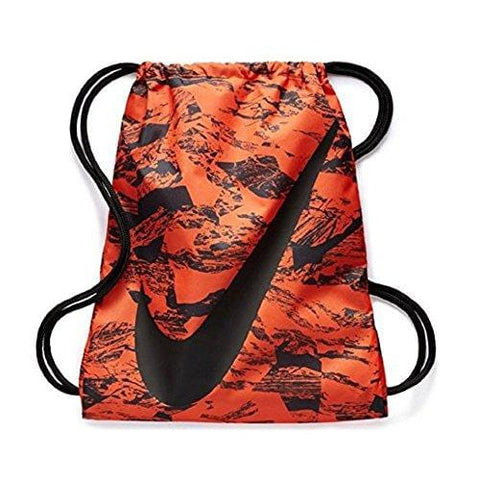 Nike Young Athletes Graphic Gymsack (Hyper Crimson/Graphic)