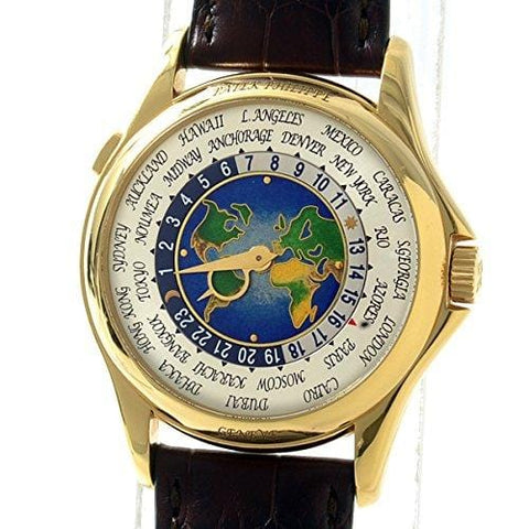 Patek Philippe Complications Mechanical (Automatic) Silver Dial Mens Watch 5131J-001 (Certified Pre-Owned)