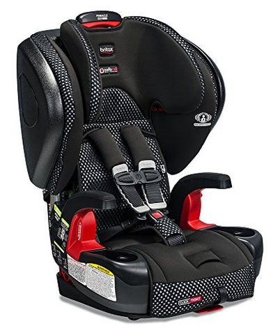 Britax Pinnacle ClickTight Harness-2-Booster Car Seat, Cool Flow Grey [Discontinued]
