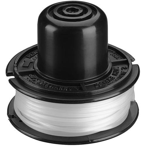 BLACK+DECKER Trimmer Line Replacement Spool, Replacement Spool, .065-Inch (RS-136-BKP)