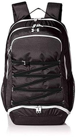 Under Armour Womens Tempo Backpack, Charcoal (019)/Silver, One Size