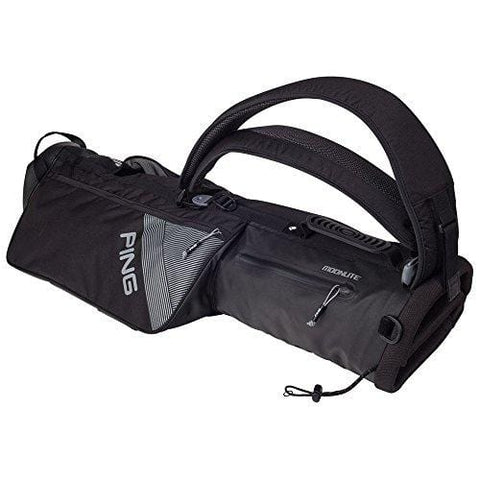 Ping Moonlite Carry Bag | Black