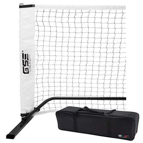GSE Games & Sports Expert Professional Portable Pickleball Net System