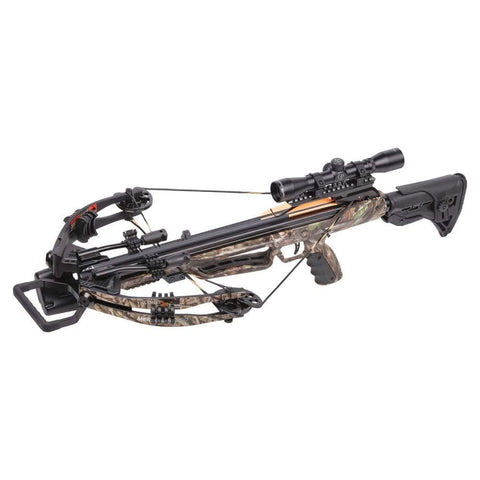 *CenterPoint AXCMW185CK Tactical, Adjustable stock Compound Crossbow