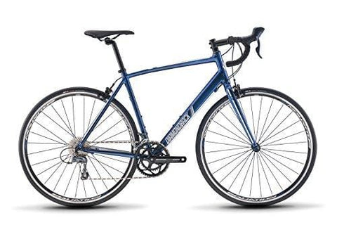 Diamondback Bicycles Century 1 Road Bike, 54cm Frame, Blue, 54cm/Medium