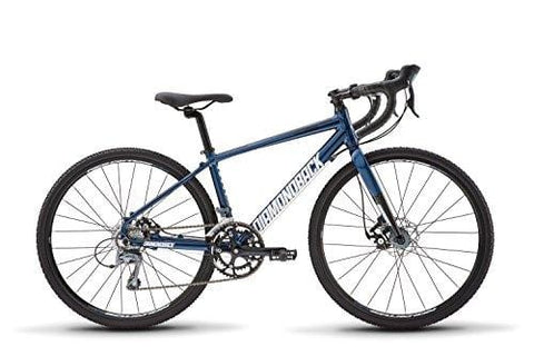 Diamondback Bicycles Haanjo Trail 24 Kid's Alternative Road Bike, One Size/24, Blue