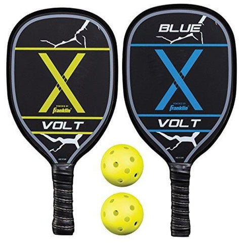 Franklin Sports Pickleball Paddles and Pickleballs Set - 2 Wood Paddles and X-40 Balls - USAPA Approved [product _type] Franklin Sports - Ultra Pickleball - The Pickleball Paddle MegaStore