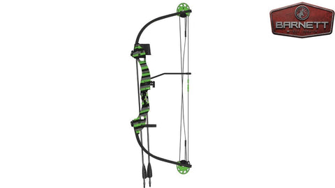 BARNETT 1278 Tomcat 2 Compound Bow, Ages 8-12 Years Old