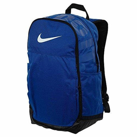 Nike Brasilia (Extra-Large) Blue/Black Training Backpack