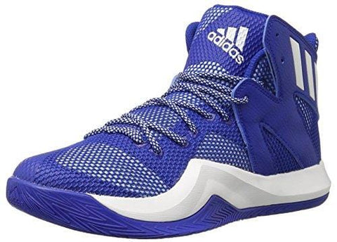 adidas Men's Crazy Bounce Basketball Shoes, Collegiate Royal/White/Ice Blue F16, ((11 M US)