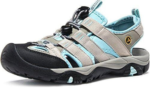 ATIKA AT-W107-GSB_Women 8 B(F) Women's Sports Sandals Trail Outdoor Water Shoes 3Layer Toecap W107 [product _type] ATIKA - Ultra Pickleball - The Pickleball Paddle MegaStore