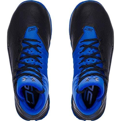 best service 1f527 c20f4 Under Armour Curry 2.5 Men's Basketball Shoes (10 M US, Black/Team  Royal/Team Royal)