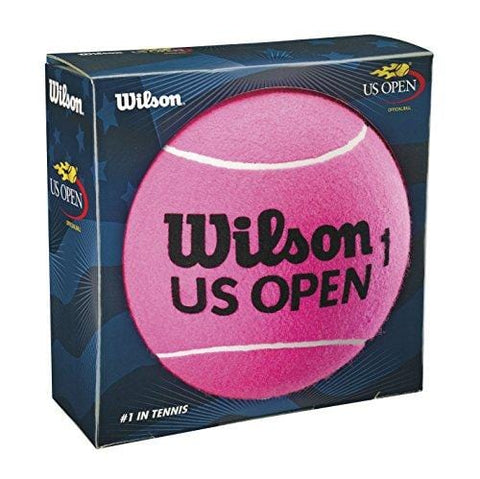 Wilson US Open Jumbo Tennis Ball, Pink