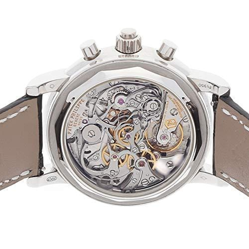 huge selection of 37dd2 c998b Patek Philippe Grand Complications Mechanical (Hand-Winding) Silver Dial  Mens Watch 5204P-001 (Certified Pre-Owned)