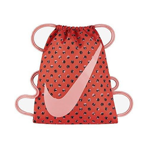 New Nike Young Athletes Graphic Gymsack (One Size, Orange (max Orange / Bright Melon / Bright Melon))
