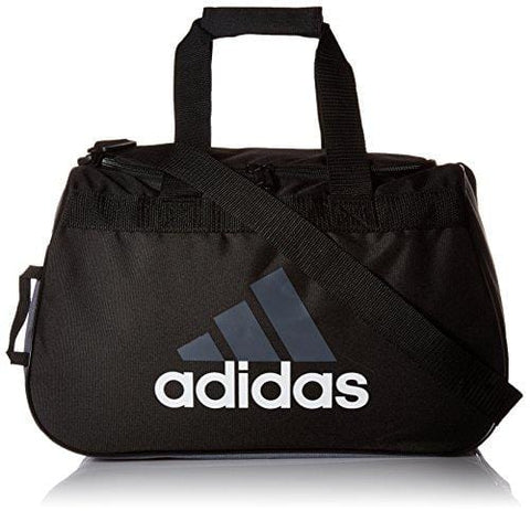 adidas Diablo 216983 Small Duffel, Storm Grey/Black, one size