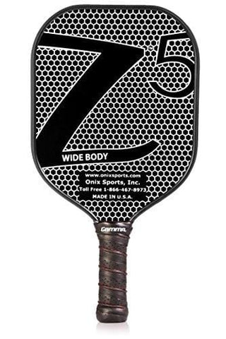 Onix Composite Z5 Pickleball Paddle, Black