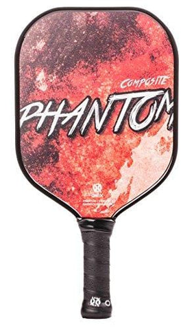 Onix Composite Phantom Pickleball Paddle Offers Great Touch and Power Behind the Ball