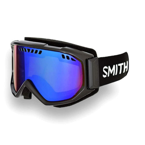 Smith Optics Adult Scope Snow Goggles,Black Frame