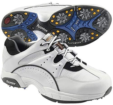FootJoy Men's Superlites Athletic Golf Shoes 10 Medium White [product _type] FootJoy - Ultra Pickleball - The Pickleball Paddle MegaStore