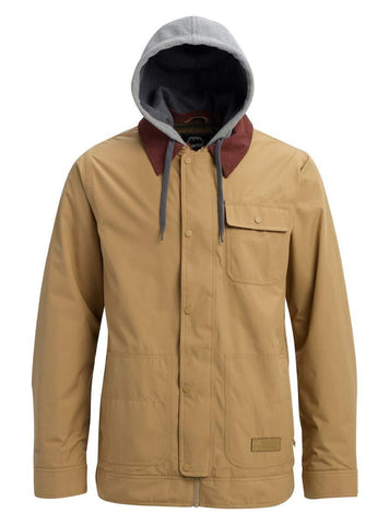 Burton Men's Gore-Tex Dunmore Jacket, Kelp, Medium