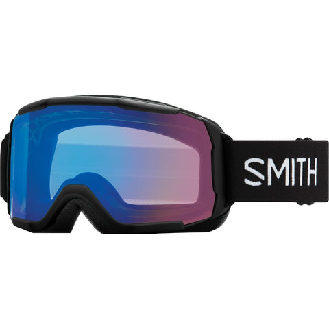 Smith Optics Showcase Otg - Asian Fit Women's Snow Goggles - Black/Chromapop Storm Rose Flash/One Size