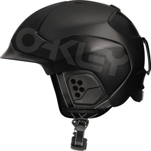 Oakley Mod5 Factory Pilot Snow Helmet, Matte Black, Large