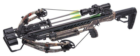 CenterPoint Gladiator 405 Realtree Xtra- Crossbow Package