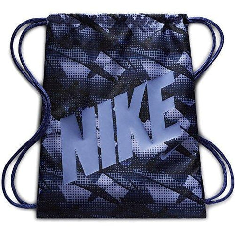 NIKE Kids' Graphic Gym Sack, Twilight Pulse/Twilight Pulse, One Size