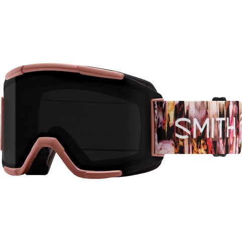 Smith Optics Squad - Ac - Asian Fit Adult Snow Goggles - Ac - Desiree Melancon/Chromapop Sun Black/One Size