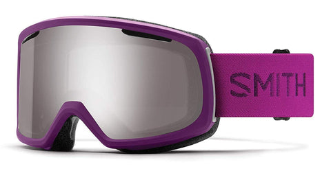 Smith Optics Riot Women's Snow Goggles - Monarch/Sun Platinum/One Size
