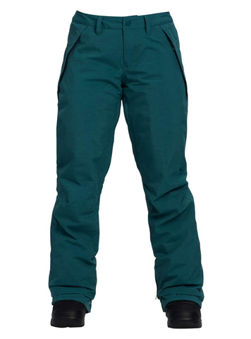 Burton Women's Society Pant, Balsam Heather, Small