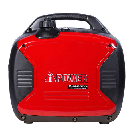 A-iPower Super Quiet 2000-Watt Portable Inverter Generator RV Ready CARB EPA