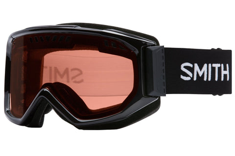 Smith Optics Adult Scope Snow Goggles Black Frame/RC36