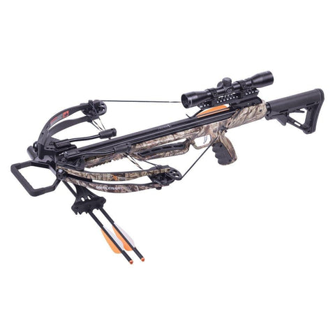 *CenterPoint AXCM175CK Tactical, Adjustable stock Compound Crossbow