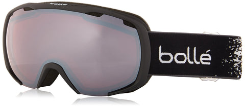 Bolle Royal Matte Spray Vermillion Gun Googles, Black/White, One Size