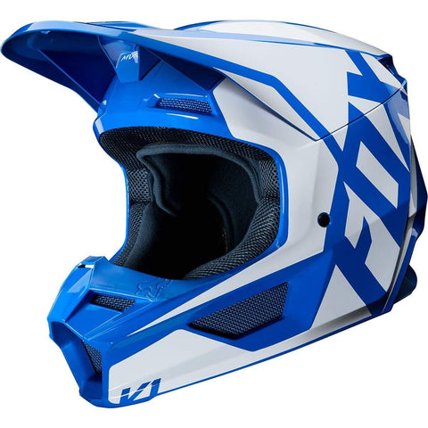 2020 Fox Racing V1 Prix Helmet-Blue-L