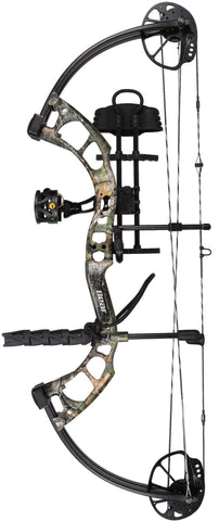 Bear Archery Cruzer RH Bow True Timber Kanati Camo RTH Ready to Hunt Package