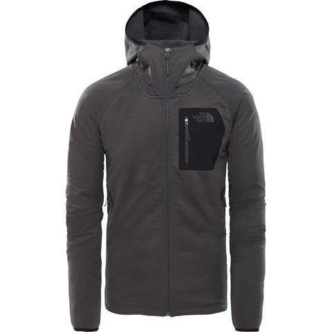 The North Face Men's Borod Hoodie - Asphalt Grey & TNF Black - XL
