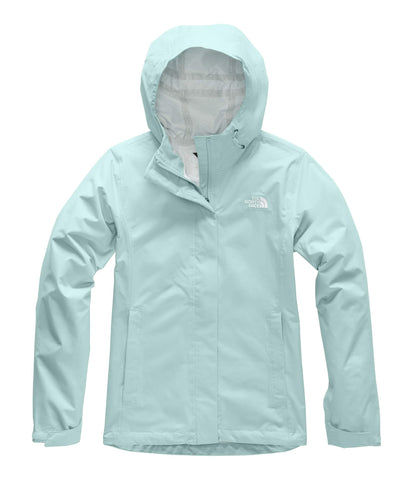 The North Face Women's Venture 2 Jacket, Windmill Blue Heather, Medium