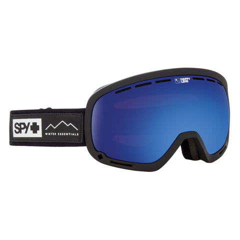 Spy Optic Marshall Essential Black/Happy Rose/Dark Blue Sepctra/Happy Light Gray Gr One Size