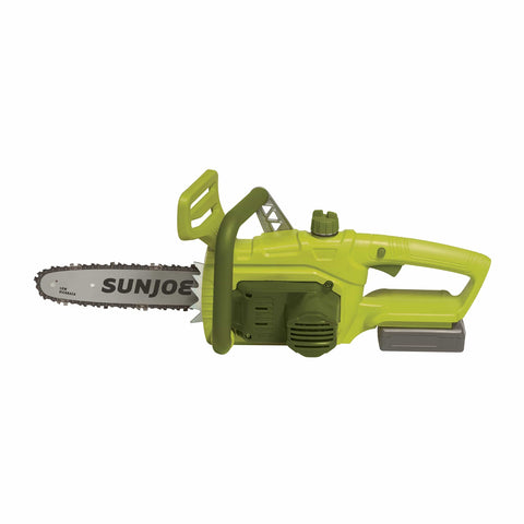 Sun Joe 20VIONLTE-CS10 10-inch Amp 20-Volt Cordless Chainsaw, Kit (w/2.0-Ah Battery + Quick Charger)