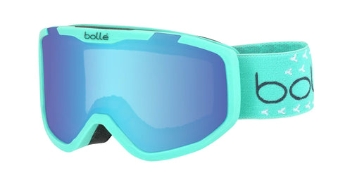 Bolle Rocket Plus Aurora, Matte Mint & White, Small