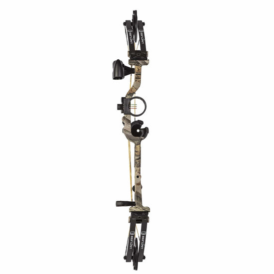 Bear Limitless Dual Cam Compound Bow Sight and Rest Includes Quiver