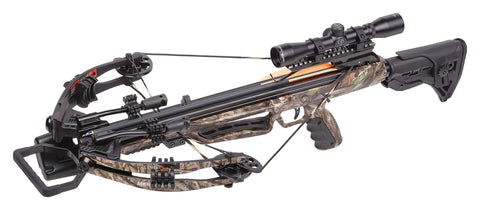 Center Point Arcery Mercenary 390 Compound Crossbow Package