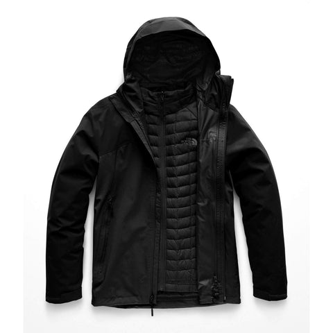 The North Face Men's Thermoball Triclimate Jacket - TNF Black & TNF Black - L