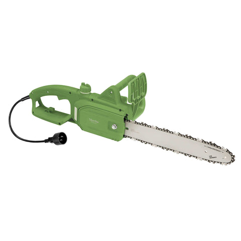 MARTHA STEWART MTS-ECS14 14-Inch 9-Amp Low Kickback Electric Handheld Chainsaw
