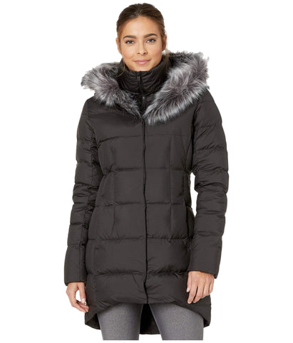 The North Face Women's Dealio Down Parkina, TNF Black, M