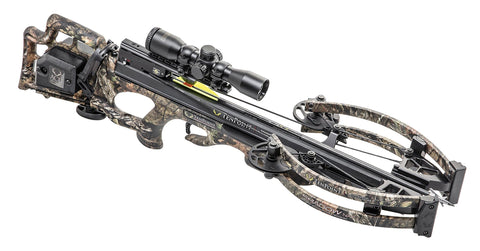Tenpoint Shadow NXT Crossbow Package with Pro-View 2 Scope, Quiver, and Arrows and ACUdraw(CB18018-5822)